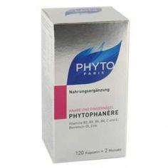 Phytophanere suplement diety dla zdrowych włosów i paznokci