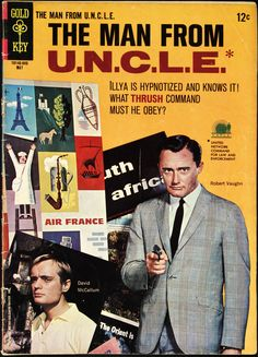 the man from uncle 1965 - Google Search