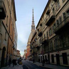 The Mole Antonelliana is a major landmark building in Turin, Italy. #ridieassapori #travel #experienceblog