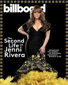 Jenni Rivera's Second Life: The Billboard Cover Story | #Billboard #CoverStory