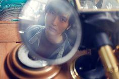 Yulai Lu dans Soundless Wind Chime, de Kit Hung (2009)