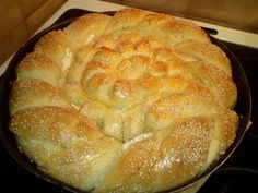 Pizza Pastry, Savory Pastry, Yeast Rolls, Greek Cooking, Cooking Recipes, Healthy Recipes, How To Make Bread, Greek Recipes, Different Recipes