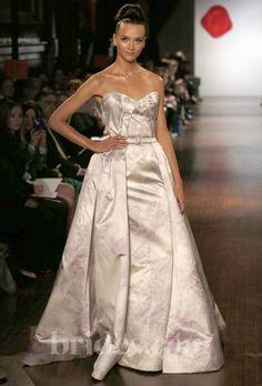 Brides: Austin Scarlett - Fall 2013 | Bridal Runway Shows | Wedding Dresses and Style | Brides.com