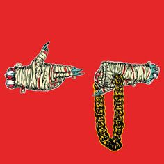 "The ""Run the Jewels Volume album showcases Run the Jewels' Brooklyn rap and hip hop roots. Darker and more complex than their first effort, tracks feature guest contributions from artists like Travis Barker, Boots, and Gansta Boo. Rap Albums, Hip Hop Albums, Best Albums, Travis Barker, Sam Hunt, It Gets Better, Zombies, The Smashing Pumpkins, Jenny Saville"