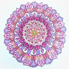"Mental Images Coloring Books (@paivivesala_art) on Instagram: ""Coloring mandalas is so great! Meditative, creative and fun and the result is beautiful. *…"" Adult Coloring, Coloring Books, Zen Colors, Adulting, Color Inspiration, Beach Mat, Meditation, Outdoor Blanket, Creative"