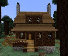 16 Best Minecraft Log Cabin Images Minecraft Minecraft