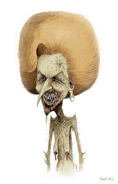 Zombie Thatcher