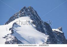 #Grossglockner #Highest #Mountain In #Austria 3.798m @shutterstock #shutterstock #nature #landscape #alps #peak #top #summit #climbing #hiking #snow #season #summer #autumn #fall #winter #bluesky #details #closeup #outdor #view #beautiful #wonderful #stock #photo #portfolio #download #hires #royaltyfree