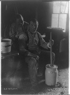 butter makers 1910