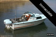 Fishing Boats For Sale, Power Boats For Sale, Used Boat For Sale, Cool Boats, Used Boats, Boat Motors For Sale, Boat Engine, Vintage Boats, Rowing