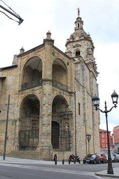 Basque Country, Bizkaia, Bilbao
