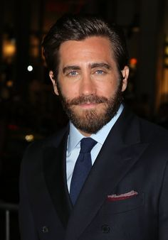 Pin for Later: Jake Gyllenhaal Could Melt Everest With His Latest Red Carpet Appearance