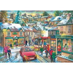Heading Home jigsaw puzzle
