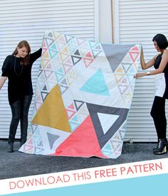 minimalista quilt pattern - if I ever decide to learn how to quilt this is what I'll make :)