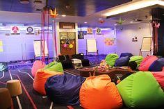 creative meeting room - Recherche Google