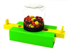 Christmas Special -slider Candy Machine - Great Gift Idea - Toy Candy Dispenser