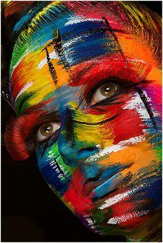 glamour paint