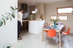 House in Amsterdam designed and built by artists. Impressive work and sophisticated design.
