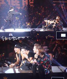 "2014.12.06 BIGBANG JAPAN DOME TOUR 2014〜2015 ""X"" in Fukuoka Yafuoku! DOME 可愛い"