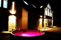 28 best luxury self catering with hot tubs images bubble baths rh pinterest com