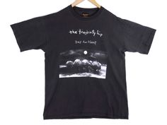 Vintage 1994 Tragically Hip Band T-Shirt - XL - Day for Night Album - 90s Clothing - 1990s Vintage Tee - Vintage Clothing - Tour Shirt - by BLACKMAGIKA on Etsy
