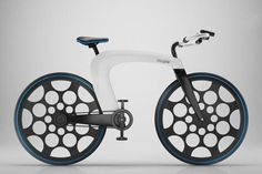 nCycle electric-assist bicycle concept.