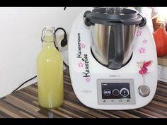 Erkältungssirup mit Ingwer und Zitrone - YouTube