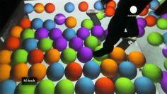 Smart floor that recognises individual footfalls - Video Dailymotion