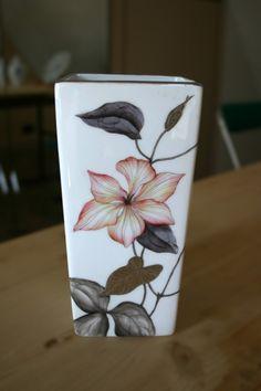 peinture sur porcelaine - Recherche Google