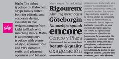 Mafra font download