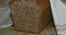 Dette er et utrolig saftig og godt brød bakt av bare grovt mel. Brødet henger godt sammen slik at det er godt å skjære fine tynne skive...
