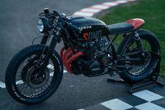 Honda CB 550 F #27 'SDNO' - NCT Motorcycles