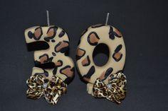 Vela 30 Anos Oncinha | Jéssica Artes Ateliê | Elo7