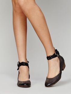 A.S.98. Superstition Block Wedge at Free People Clothing Boutique