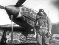 WWII Japanese Pilot   Japanese pilot