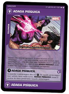 Fabian Balbinot - MagicJebb: Marvel Battle Scenes - conheça os decks e cards qu...