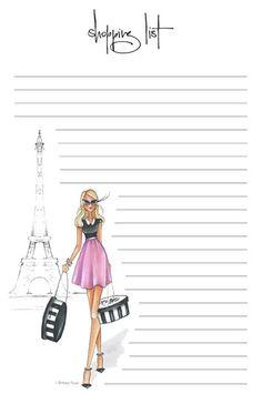 Brittany Fuson Paper   Parisian