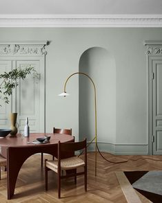 The Scandinavian company Jotun Lady predicts the interior colour trends of 2020 with 12 new colours Interior Paint, Home Interior Design, Interior Styling, Interior Decorating, Interior Livingroom, Pastel Interior, Color Interior, Decoration Inspiration, Interior Inspiration