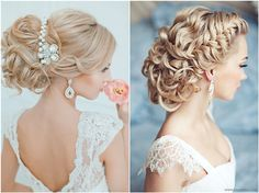 20 Most Beautiful Updo Wedding Hairstyles to Inspire You | Deer Pearl Flowers