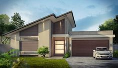 4 bedroom home design