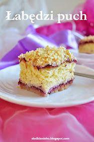 Na imprezach w gronie rodziny, do kawy czy herbaty nie może zabraknąć ... dobrego ciasta !!! Dziś przepis na bardzo smaczne ciasto, z lekko...