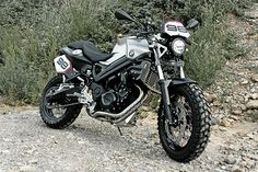 BMW. The cool bikes are never built in factorys