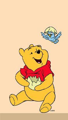 Winnie The Pooh Christmas, Cute Winnie The Pooh, Winnie The Pooh Friends, Disney Cartoons, Disney Pixar, Disney Characters, Eeyore, Tigger, Page Borders Design