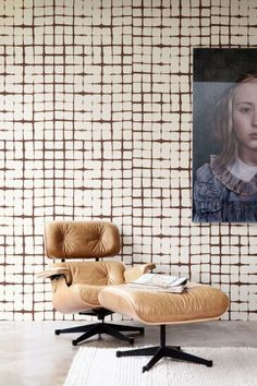 AphroChic: 5 Of The Freshest, Modern Wallpaper Brands At Heimtextil, BN Wallcoverings, Nomadics