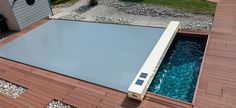 Couverture piscine Coverseal