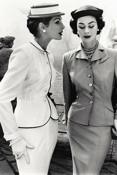 1950s Fashion: The Fashion Icons And Moments That Defined Fifties Style | Marie Claire