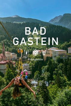 Summer in Bad Gastein - With alpine peaks that rise beyond the three-thousand-meter mark, all the way up into the glacial zones of the Hohe Tauern range, Bad Gastein isn't just the Monte Carlo of the Alps, it is also a paradise for fans of outdoor sports. But even putting the countless sporting opportunities aside, this charming Belle Époque town has even more to offer. Bad Gastein has many different faces, from deep in the valley to the top of the highest mountains. All The Way, Belle Epoque, Monte Carlo, Alps, Opportunity, Paradise, National Parks, Relax, Range