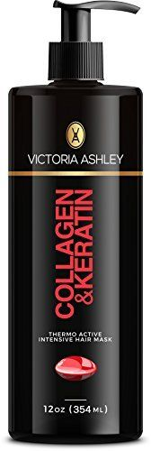Victoria Ashley Thermo Active Hair Mask with Collagen & Keratin, Deep Conditioning for Silky Smooth, Soft, Frizz-Free, Hair | 12oz     Tag a friend who would love this!     $ FREE Shipping Worldwide     Buy one here---> http://hairtreatments.club/product/victoria-ashley-thermo-active-hair-mask-with-collagen-keratin-deep-conditioning-for-silky-smooth-soft-frizz-free-hair-12oz/    #HairTreatment #DryHair #NaturalHairTreatment #HomeMadeHairTreatments #Beautycare