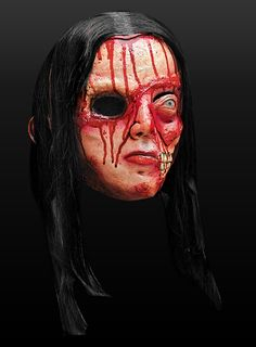 blood witch mask halloween horror - Bloody Halloween Masks