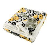 """Vera Bradley Throw Blanket in Go Wild SKU #12408135  